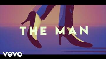 image for WATCH: Taylor Swift drops lyric video for 'The Man'