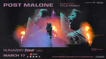 image for Post Malone's Runaway Tour at Toyota Arena
