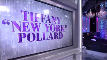 image for Just in case you missed Tiffany New York Pollard on the Real! MUST SEE TV