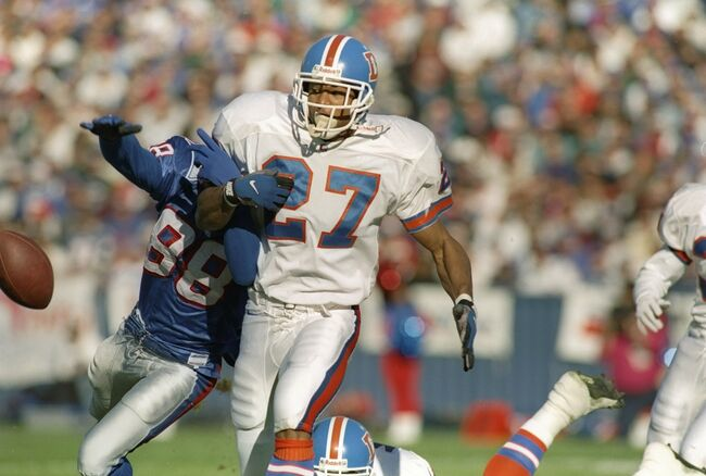 Steve Atwater Broncos