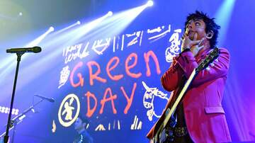 image for Green Day Performs New Album 'Father of All...', Hints More Music To Come