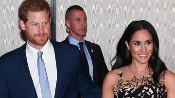 image for Prince Harry & Meghan Markle Post-Royal Plans Finally Revealed
