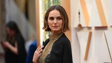 image for Natalie Portman Recognizes Snubbed Female Directors on Oscars 2020 Cape