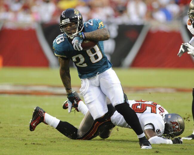 Jacksonville Jaguars v Tampa Bay Buccaneers