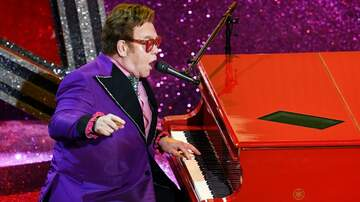 image for Elton John Will Be Spilling 'Rocketman' Secrets During Live Watch Party