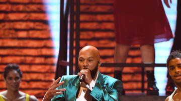 image for VIDEO: COMMON STANDS UP FOR JAY Z & BEYONCE