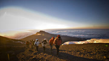 image for CT Police Officers Are Climbing Mount Kilimanjaro For Special Olympics CT
