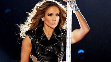 image for Jennifer Lopez Breaks Down Her Entire Super Bowl Halftime Show