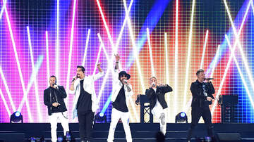 image for Backstreet Boys Are Coming To SPAC