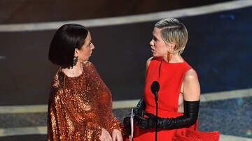 image for Billie Eilish & THAT FACE During Kristen Wiig & Maya Rudolph's Oscar Song