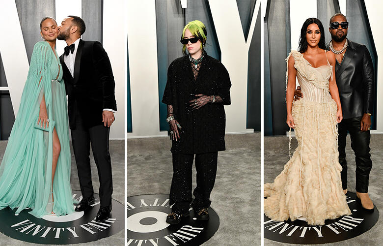 'Vanity Fair' Oscar After-Party 2020: See All The Show-Stopping Looks | KJ103
