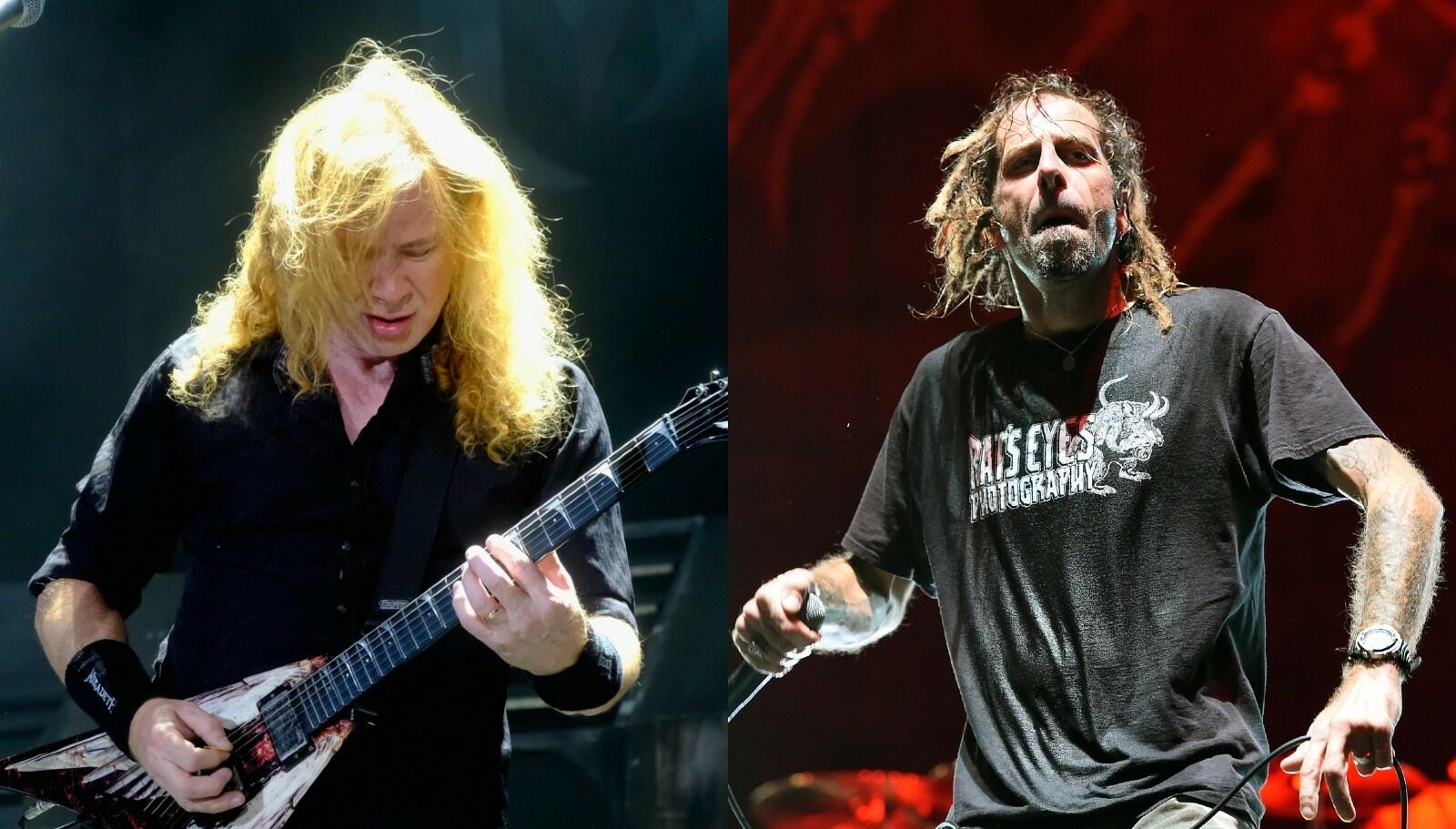Megadeth Announce North American Tour With Co-Headliners Lamb Of God