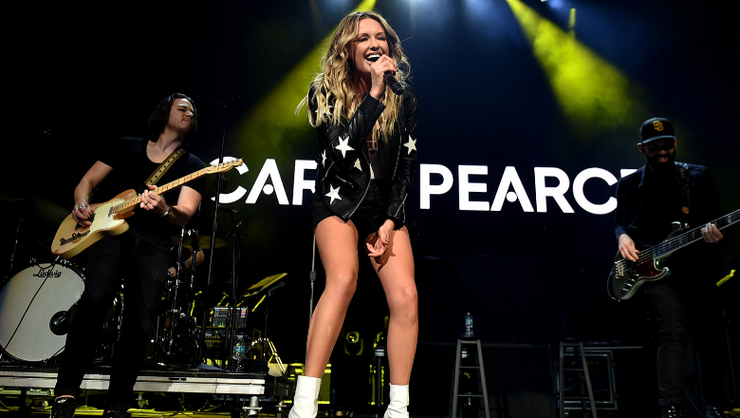 Carly Pearce's Upcoming New Album Takes Vulnerability To Another Level