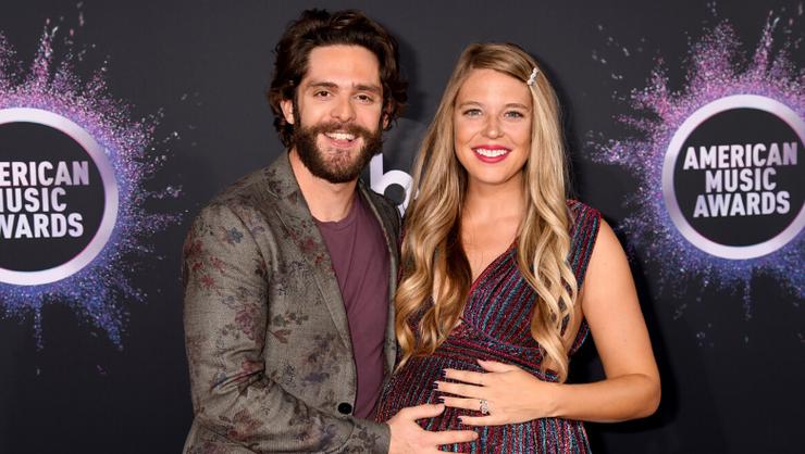 Thomas Rhett And Lauren Akins Welcome Their Third Daughter