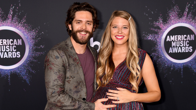 Thomas Rhett And Lauren Akins Welcome Their Third Daughter