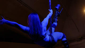 image for Stripper Falls Off Two-Story Pole, Breaks Her Jaw, Keeps Twerking