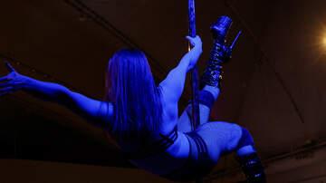 image for Stripper Falls Off Two-Story Pole, Breaks Her Jaw, Keeps Twerking