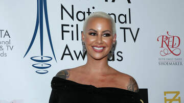 image for Amber Rose Reveals New Forehead Tattoo