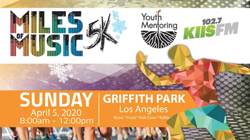 image for Join Us At Miles of Music 5K 2020 On April 5th!
