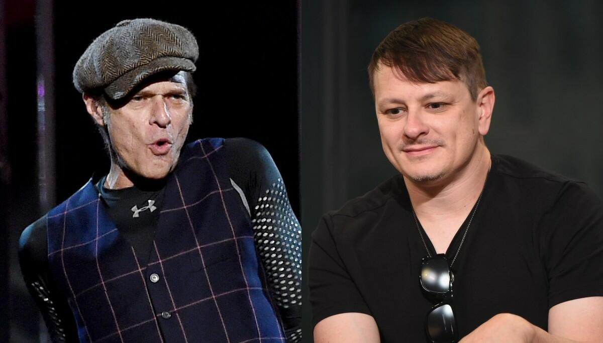 Korn Drummer Ray Luzier Says Modern Bands Should Study David Lee Roth