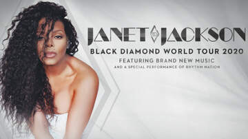 image for Janet Jackson Online Contest Rules