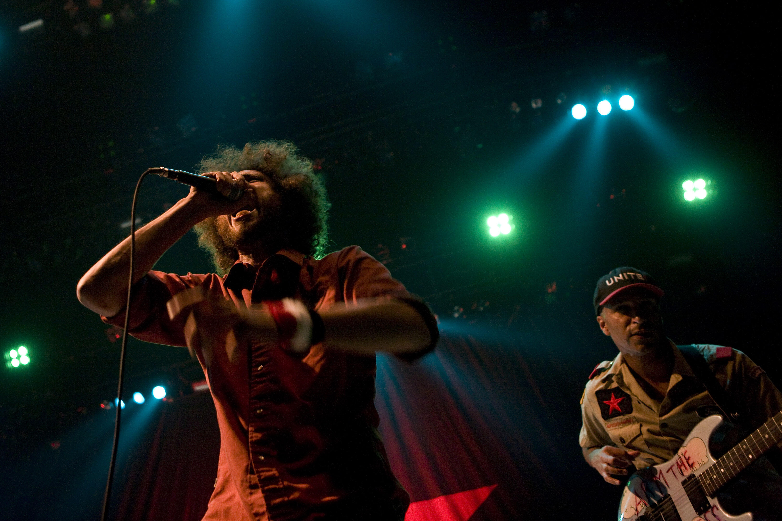 Rage Against The Machine Announce 40-Concert World Tour