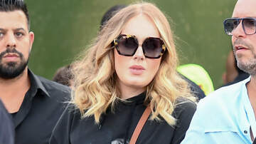 image for Adele Shows Off a Sleek, Monochromatic Sportswear