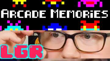 image for Arcade memories with LGR, The 8 Bit Guy, and TDNC. No quarters required!