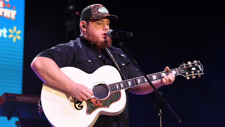 Luke Combs Debuts Heartfelt New Song 'Without You'