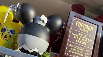 image for You Can Now Get Steamboat Minnie Refillable Popcorn Bucket At Disneyland