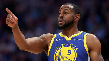 image for Former Warrior Andre Iguodala Welcomed Back With Tribute Video  & Speech