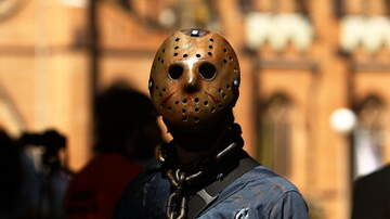 image for Kid's Birthday Wish Was To Be Picked Up From School By Jason Voorhees