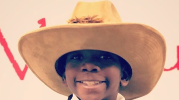image for Amy's Son Had To Dress Up As Wyatt Earp For 'Wax Museum' Day At School