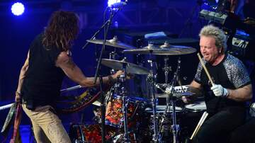 image for Joey Kramer Rejoins Aerosmith In Las Vegas