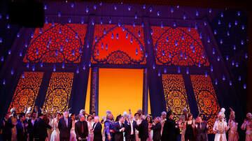 image for Disney's 'Aladdin' Announces Principal Broadway Cast Changes