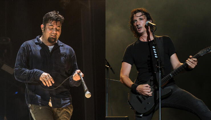 BRAZIL-MUSIC-ROCK IN RIO-FESTIVAL-GOJIRA