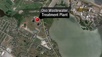 image for City says one customer affected by wastewater spill