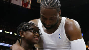 image for Dwyane Wade Recalls Moment His 12-Year-Old Came Out As Transgender