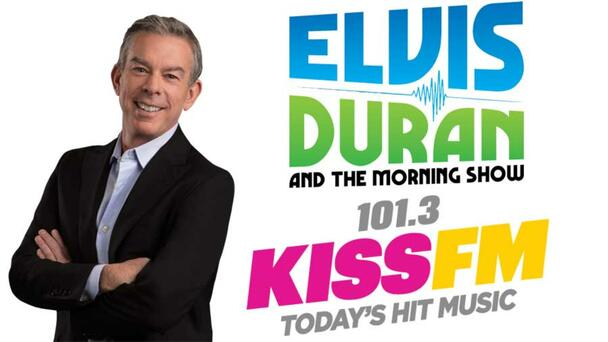Wake Up With Elvis Duran & The KISS-FM Morning Show