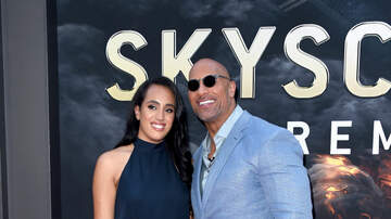 image for Dwayne The Rock Johnson's Daughter Following in Her Father's Footsteps