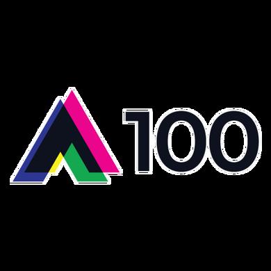 A100 logo