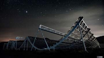 image for Astronomers Find Fast Radio Burst That Follows a 16-Day Pattern