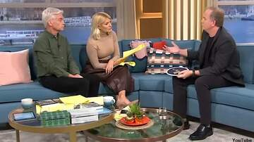 image for Video: Flat Earther Appears on British Morning Show