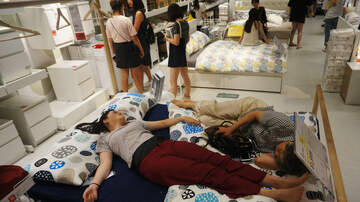 image for Ikea Is Hosting In-Store Sleepovers!