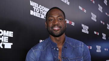 image for Dwayne Wade Is On The Mic!