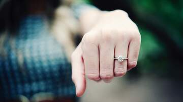 image for Woman Shares Engagement Ring Photo But People Are Distracted By Her Nails