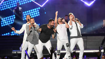 image for Was the GMA Backstreet Boys Proposal a FAKE STUNT?!