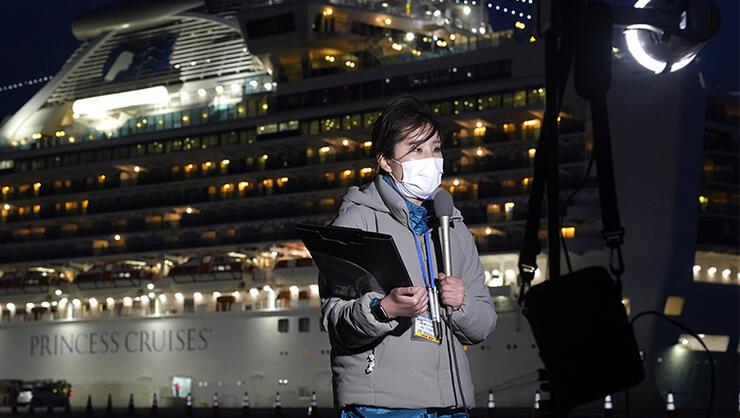 Japan Finds 39 New Cases of Virus on Cruise Ship Quarantined in Yokohama