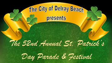 image for Delray Beach St Patrick's Day Festival & Parade