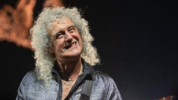 image for Queen's Brian May Has Tense Exchange With Paparazzi During Meet-And-Greet